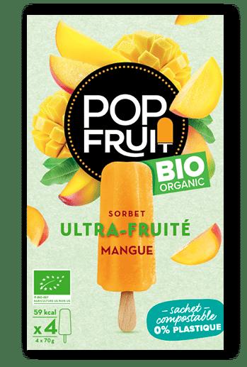 Pack PopFruit mangue
