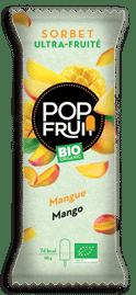Sorbet bâtonnet Mangue PopFruit