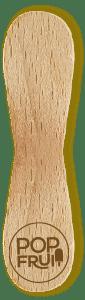 Bâtonnet bois PEFC PopFruit