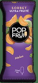 Bio snack Melon PopFruit